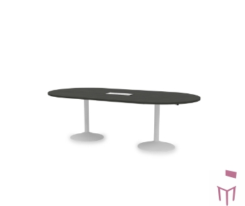 Office Furniture Oval Conference Table Makeshift Singapore Pte - White oval conference table